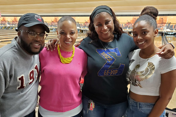 Greater Raleigh NPHC - 2020 Bowling Outing